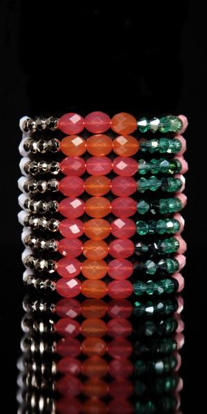 Trendy Perlen Armband