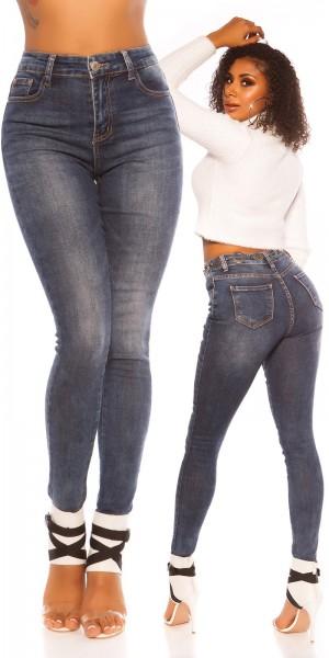 Sexy Strick-Minikleid ärmellos