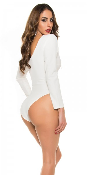 Trendy Body mit sexy Einblick
