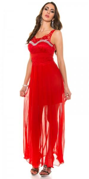Red-Carpet-Look! Sexy Koucla Abendkleid